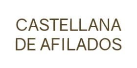 CASTELLANA DE AFILADOS SL
