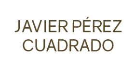 JAVIER PEREZ CUADRADO